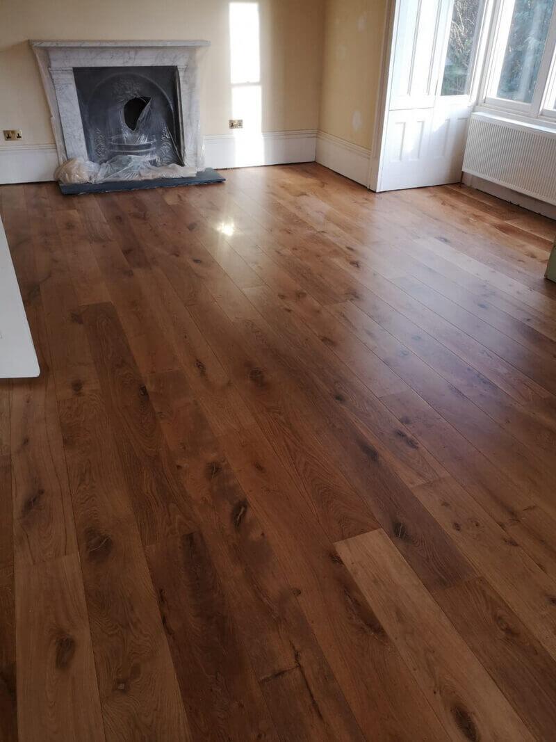 Wood Flooring Repair Sanding Sealing Gap Filling